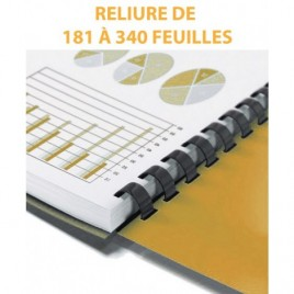 Forfait Reliure A4 de 101 à 150 Feuilles
