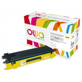 Toner ARMOR pour Brother TN-135-Y Jaune - 4 000 pages - K15143OW