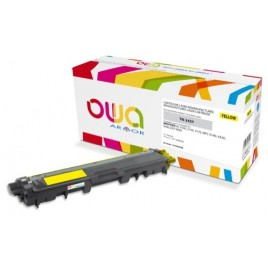 Toner ARMOR pour Brother TN-245-Y Jaune - 2 200 pages - K15660OW