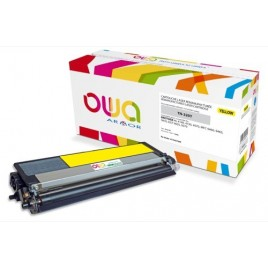 Toner ARMOR pour Brother TN-320-Y Jaune - 1 500 pages - K15457OW