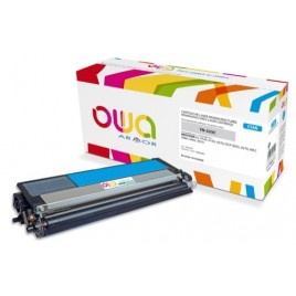 Toner ARMOR pour Brother TN-325-C Cyan - 3 500 pages - K15424OW