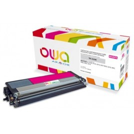 Toner ARMOR pour Brother TN-325-M Magenta - 3 500 pages - K15425OW