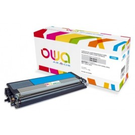 Toner ARMOR pour Brother TN-326-C Cyan - 3 500 pages - K15783OW