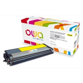 Toner ARMOR pour Brother TN-326-Y Jaune - 3 500 pages - K15785OW