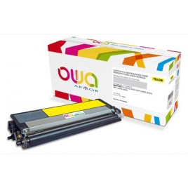 Toner ARMOR pour Brother TN-423-Y Jaune - 4 000 pages - K18064OW