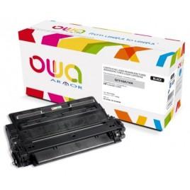 Toner ARMOR pour Canon Q7516A Noir - 12 000 pages - K12329OW