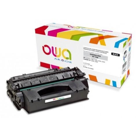 Toner ARMOR pour Canon 708 Noir - 2 500 pages - K12140OW