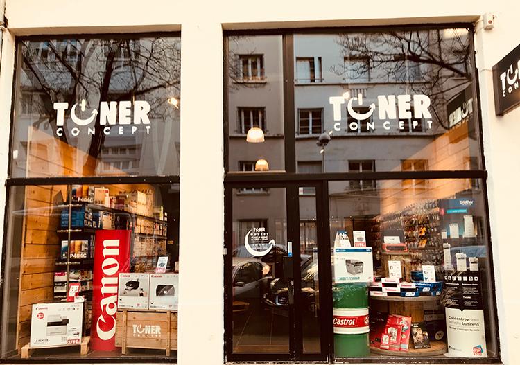 Votre magasin de consommables d'imprimante à Lyon